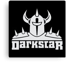 Darkstar Skateboards Canvas Print