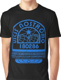 Nostromo Logo - Alien - Prometheus Graphic T-Shirt