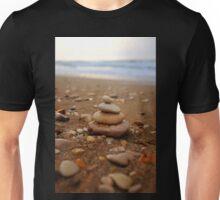Zen pyramid Unisex T-Shirt