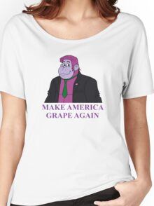 Make America Grape Again Women's Relaxed Fit T-Shirt