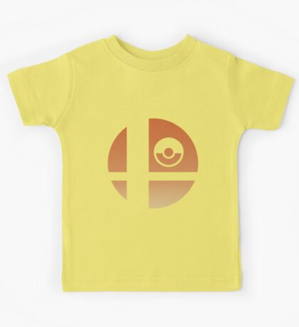 Super Smash Bros - Charizard Kids Tee