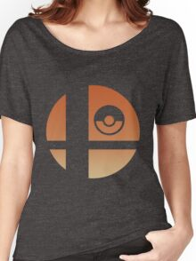 Super Smash Bros - Charizard Women's Relaxed Fit T-Shirt