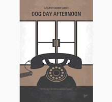 No479 My Dog Day Afternoon minimal movie poster Unisex T-Shirt