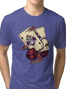 ACE CARDS Tri-blend T-Shirt