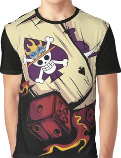 ACE CARDS Graphic T-Shirt