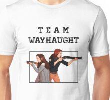 team wayhaught v1 Unisex T-Shirt