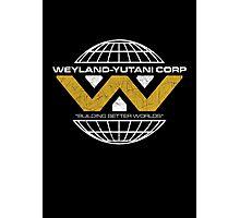 The Weyland-Yutani Corporation Globe Photographic Print