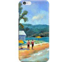 Emerald Summer-Booker Bay NSW iPhone Case/Skin