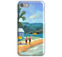 Emerald Summer-Booker Bay NSW iPhone Case/Skin