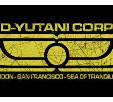 The Weyland-Yutani Corporation Wings Sticker