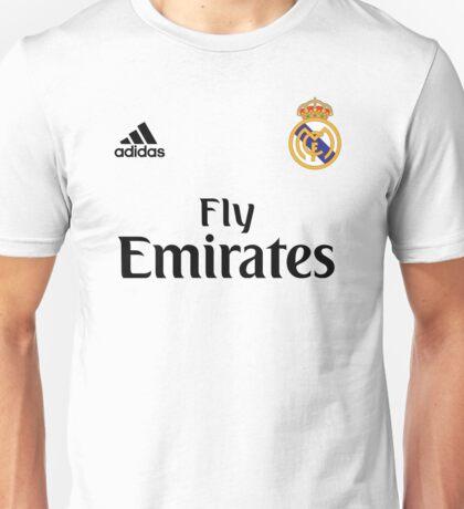 Real Madrid FC Unisex T-Shirt