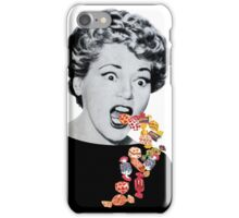 Sweet talk iPhone Case/Skin
