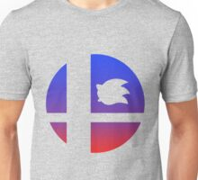 Super Smash Bros - Sonic Unisex T-Shirt