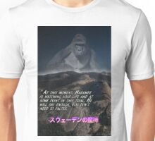 Harambe is always watching (inspirational) Unisex T-Shirt