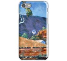 Windmill Alice Springs iPhone Case/Skin