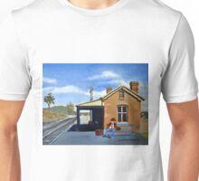 WAITING- STUART TOWN NSW Unisex T-Shirt