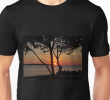 Do you feel STUCK IN BETWEEN two worlds ? Unisex T-Shirt