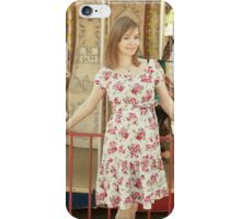Belly of pregnant woman  iPhone Case/Skin