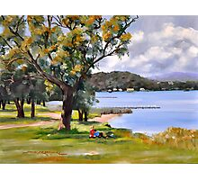 WOY WOY SHORE NSW Photographic Print