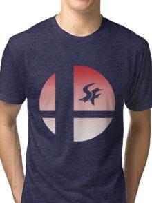 Super Smash Bros - Ryu Tri-blend T-Shirt