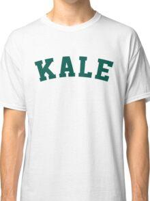 Kale University Funny Vegan Style Classic T-Shirt