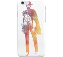 Technicolor Eastwood iPhone Case/Skin