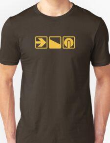 Use Force, Keep it Balanced, then Push T-Shirt