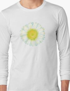camomile flower Long Sleeve T-Shirt