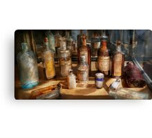 Pharmacist - Digestable Canvas Print