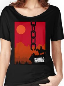 Django unchained Women's Relaxed Fit T-Shirt
