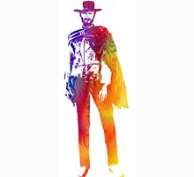 Technicolor Clint Eastwood Unisex T-Shirt
