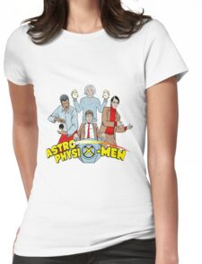 astrophysix men Womens Fitted T-Shirt