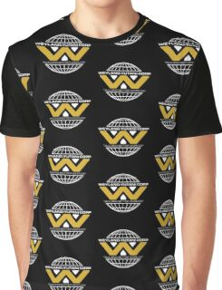 The Weyland-Yutani Corporation Globe - Clean Graphic T-Shirt