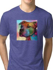 pitbull Tri-blend T-Shirt