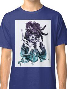 Dia de los Muertos - Night Shade Classic T-Shirt