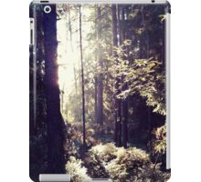 Let the light in iPad Case/Skin