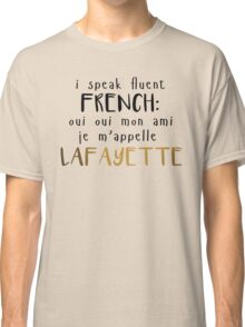 Fluent French Classic T-Shirt