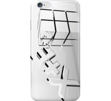 X+E Multicube iPhone Case/Skin