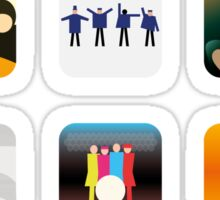 Now Apps What I Call Beatles Sticker
