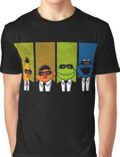 Reservoir Muppets Graphic T-Shirt