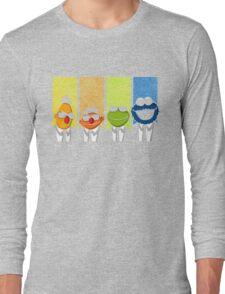 Reservoir Muppets Long Sleeve T-Shirt