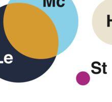 Musical Chemistry • Beatles Sticker