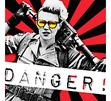 danger! Photographic Print