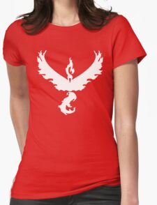 Valor Moltres Womens Fitted T-Shirt