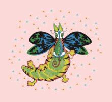 Nosey bug One Piece - Short Sleeve
