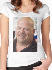 Im Rick Harrison Women's Fitted Scoop T-Shirt