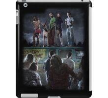 Scooby-Doo Zombie Apocalypse iPad Case/Skin