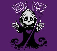 Grim Hug Machine Women's Fitted Scoop T-Shirt