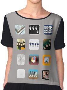 Now Apps What I Call Beatles Chiffon Top