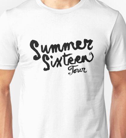 Summer Sixteen Tour - Drake Unisex T-Shirt